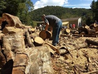 boone firewood