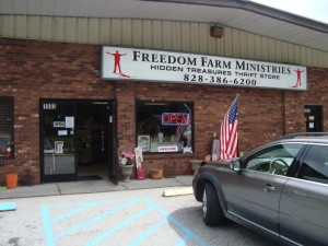 Freedom Farm Thrift Store
